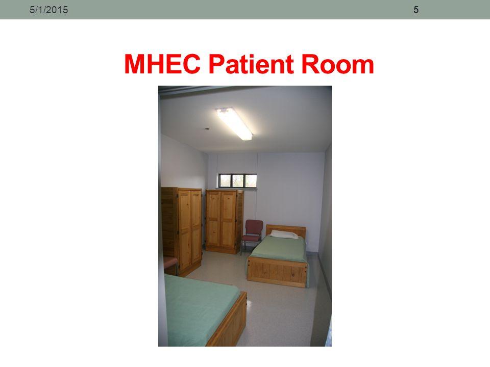 4/14/2017 MHEC Patient Room