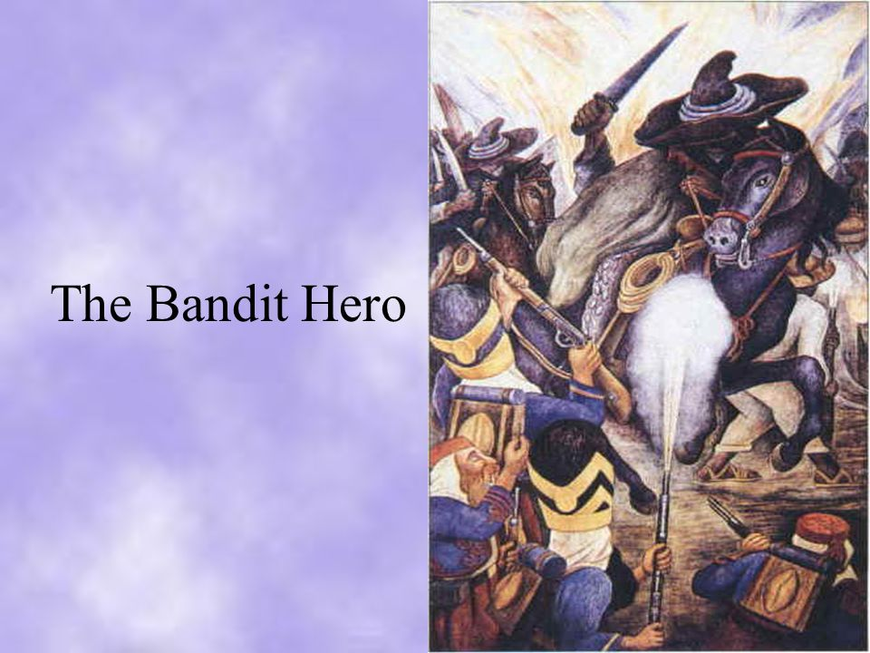 The Bandit Hero