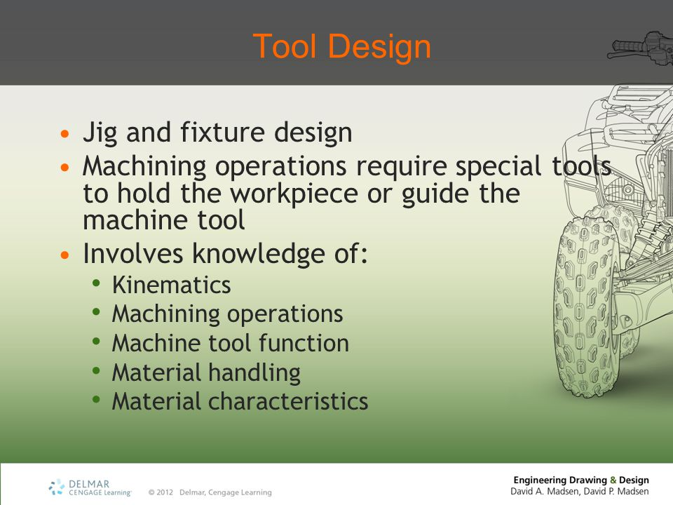 Tool Design Jig and fixture design