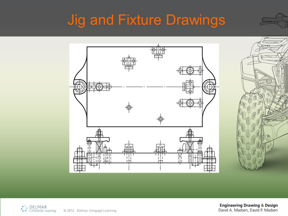 Jig and Fixture Drawings