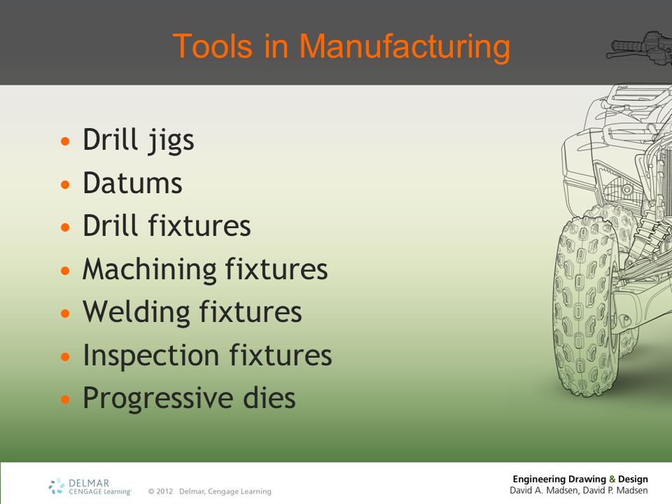 Tools in Manufacturing