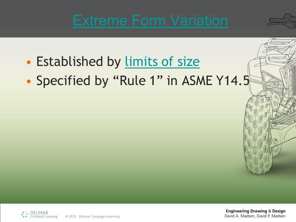 Extreme Form Variation