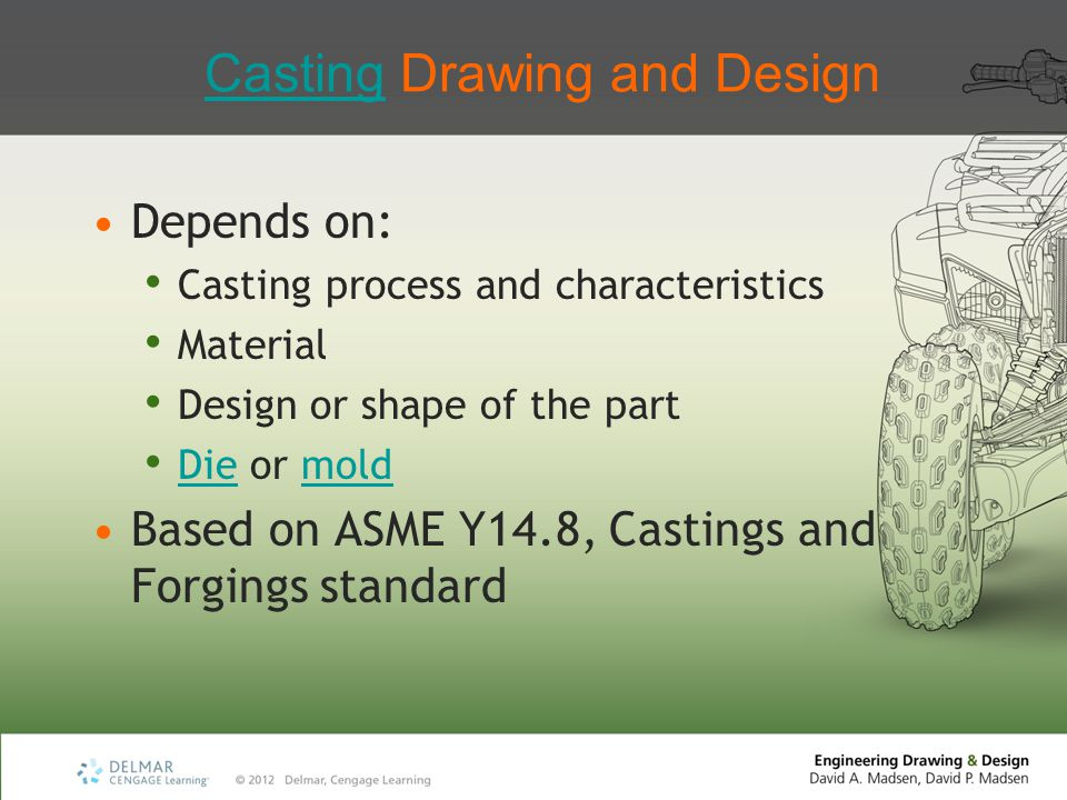 Casting Drawing and Design