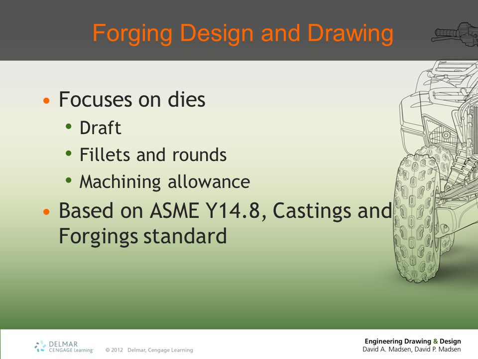 Forging Design and Drawing
