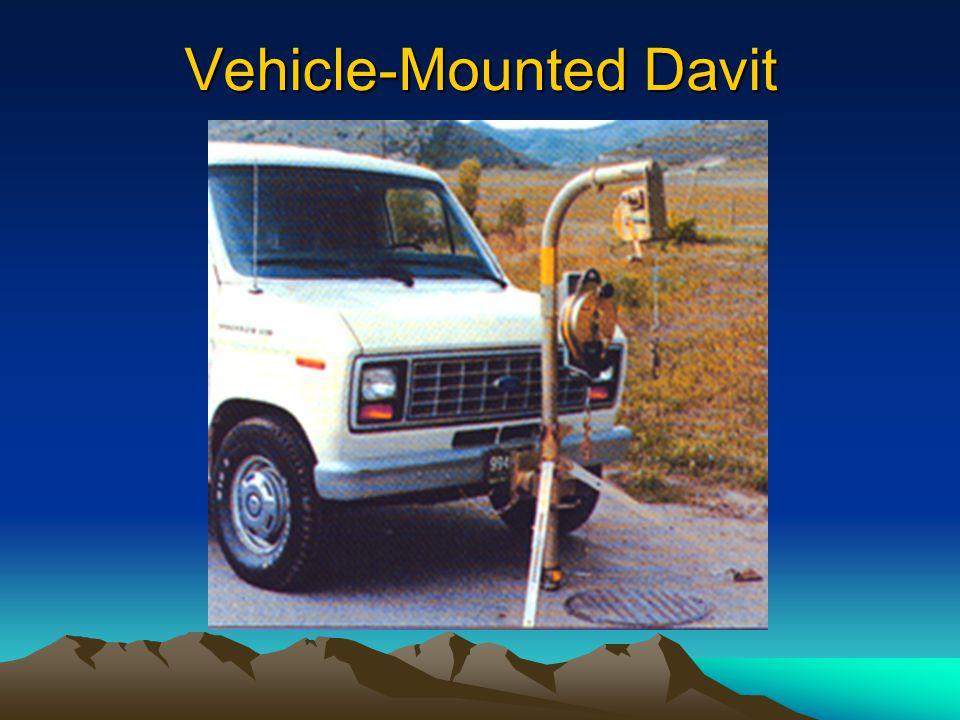 Vehicle-Mounted Davit