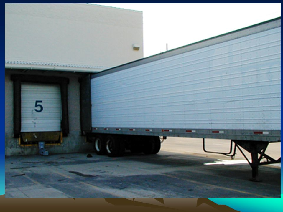 Does not meet the definition of limited/restricted because you back up to a loading dock; if not, usually they have pull out ramps that are used.