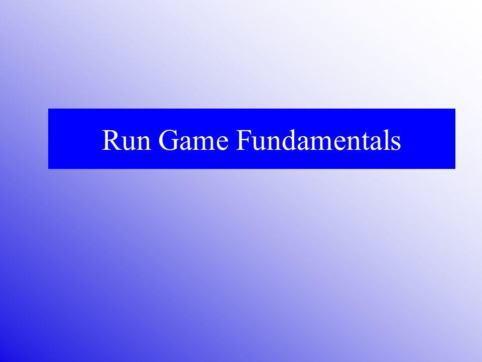 Run Game Fundamentals
