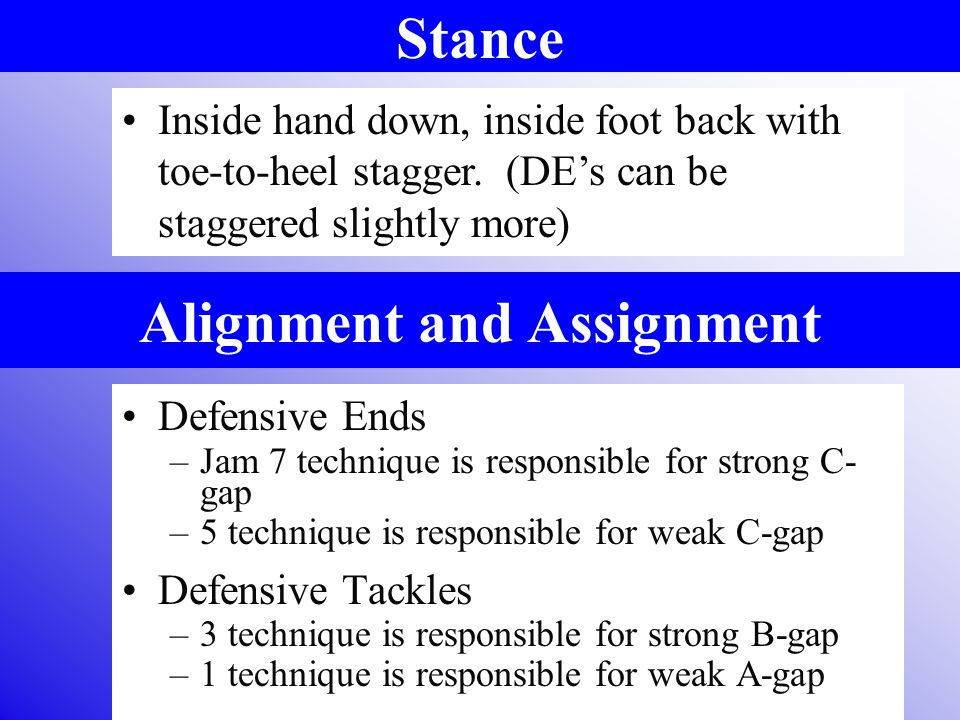 Alignment and Assignment