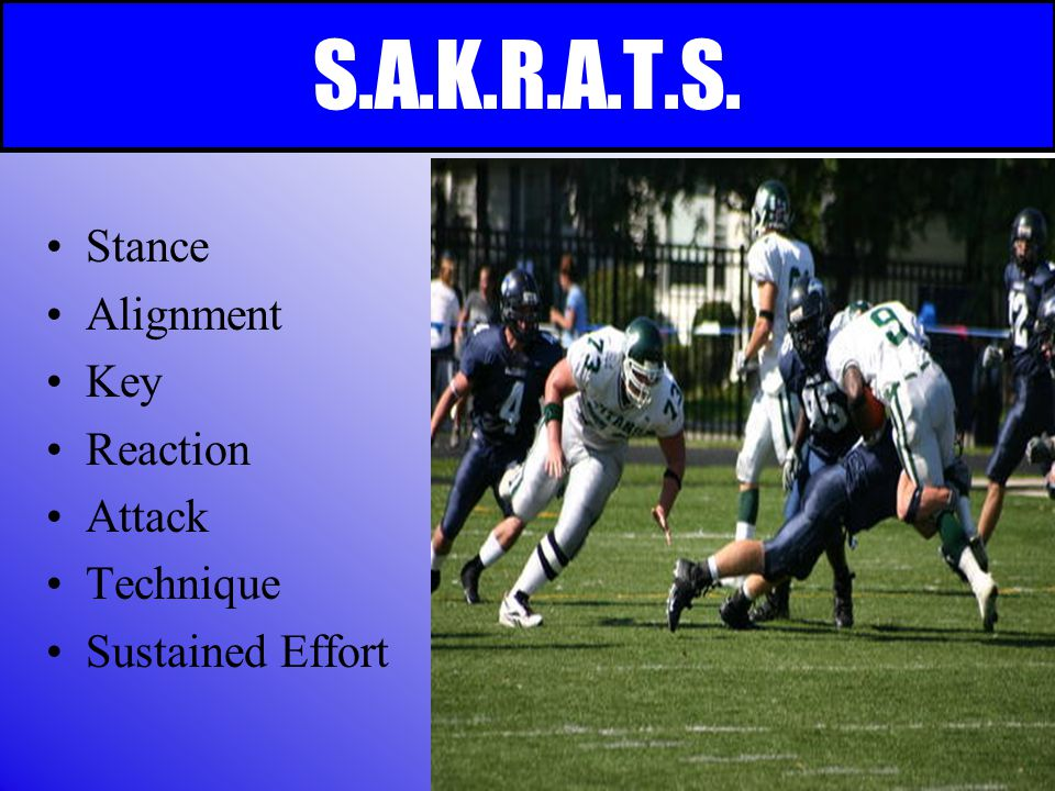 S.A.K.R.A.T.S. Stance Alignment Key Reaction Attack Technique