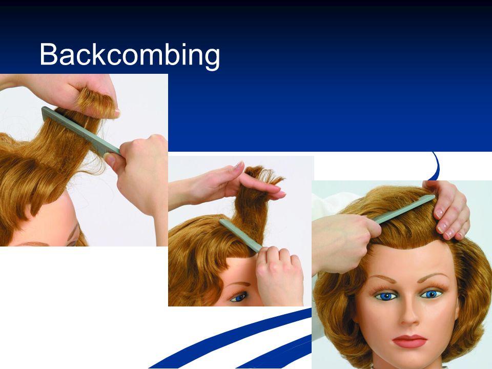Backcombing