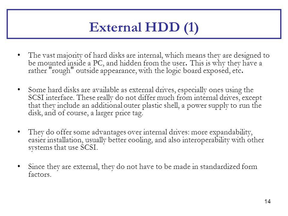 External HDD (1)
