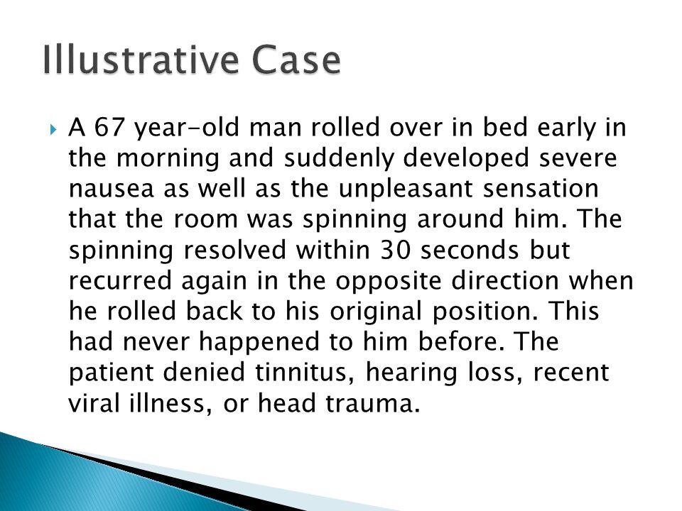 Illustrative Case