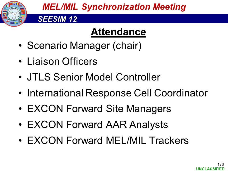 MEL/MIL Synchronization Meeting