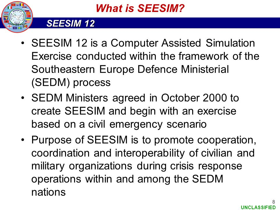 What is SEESIM