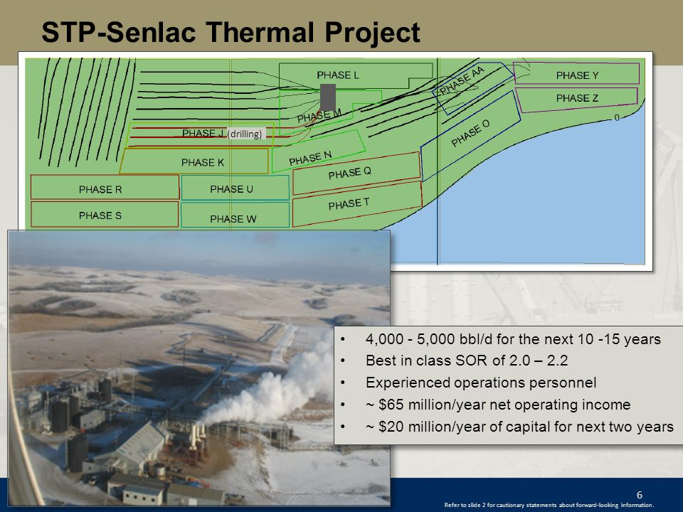 STP-Senlac Thermal Project