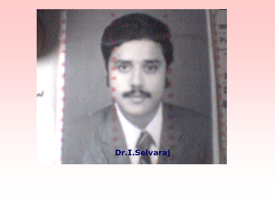 Dr.I.Selvaraj