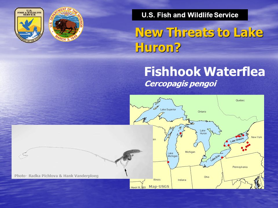 New Threats to Lake Huron