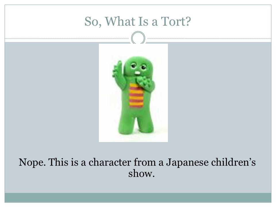 Nope. This is a character from a Japanese children's show.