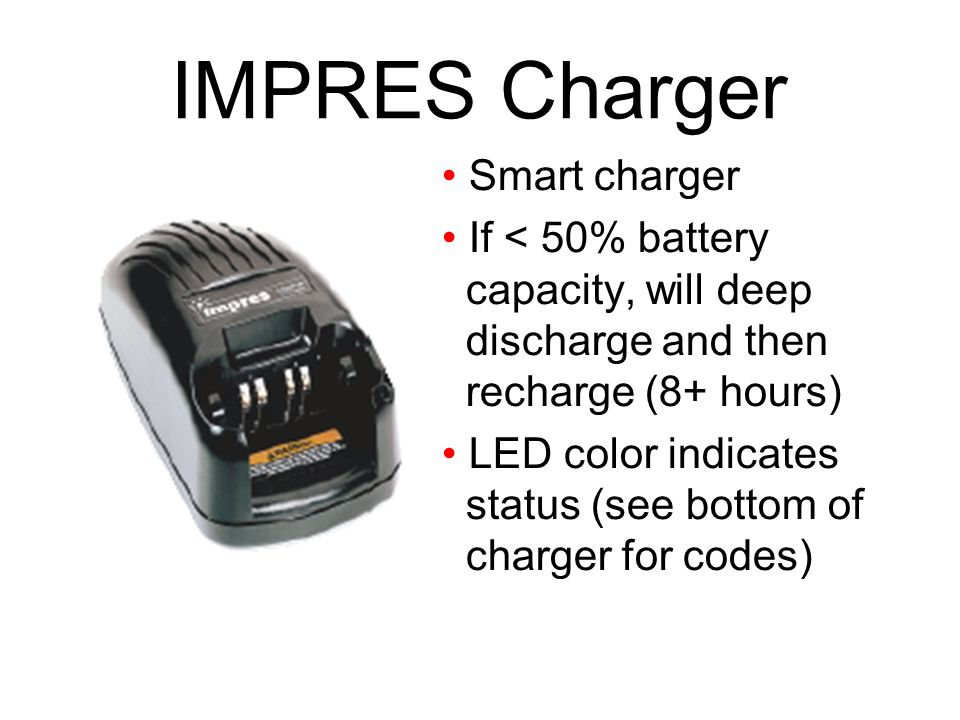 IMPRES Charger Smart charger