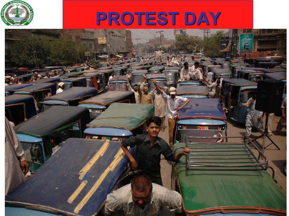 PROTEST DAY