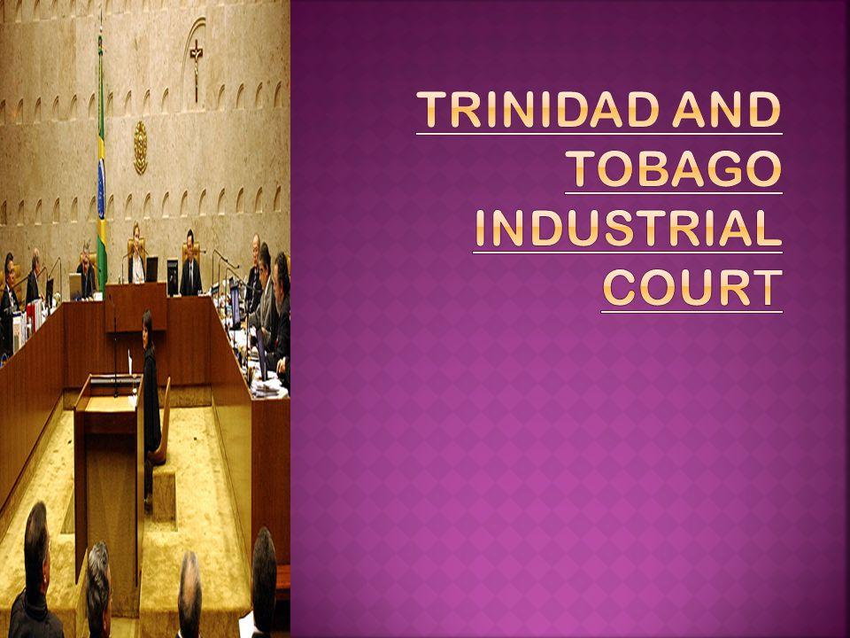 Trinidad and Tobago Industrial Court