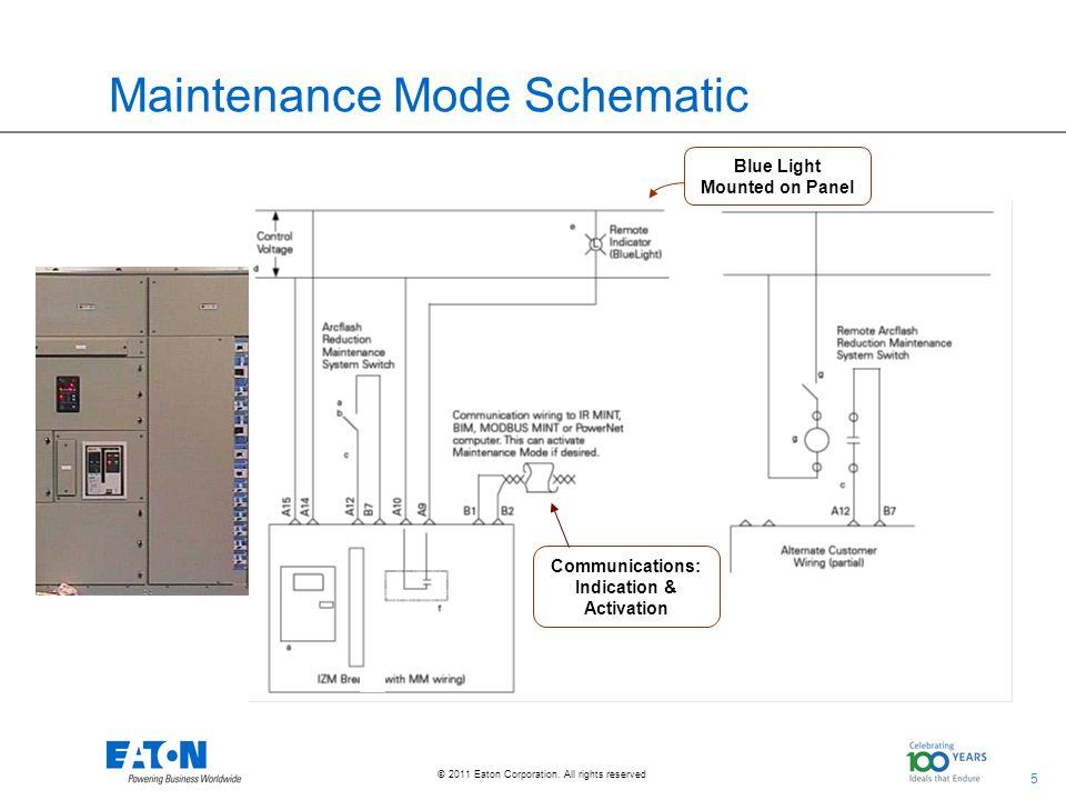 Maintenance Mode Schematic