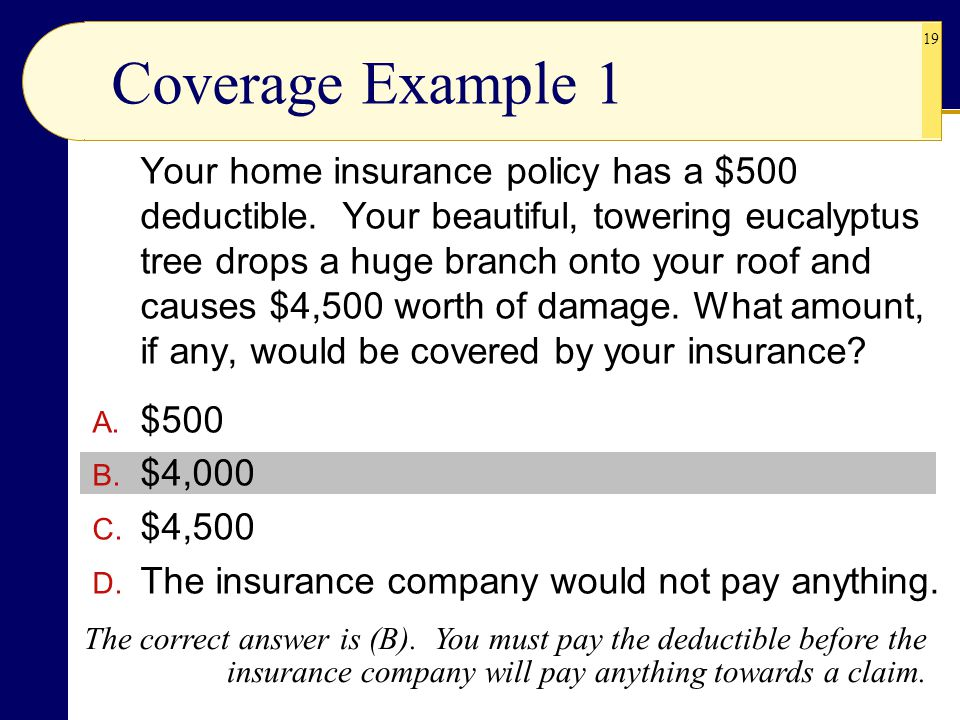 Coverage Example 1