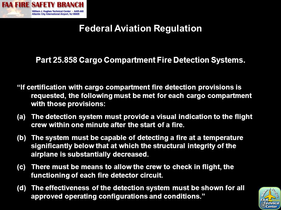 Federal Aviation Regulation