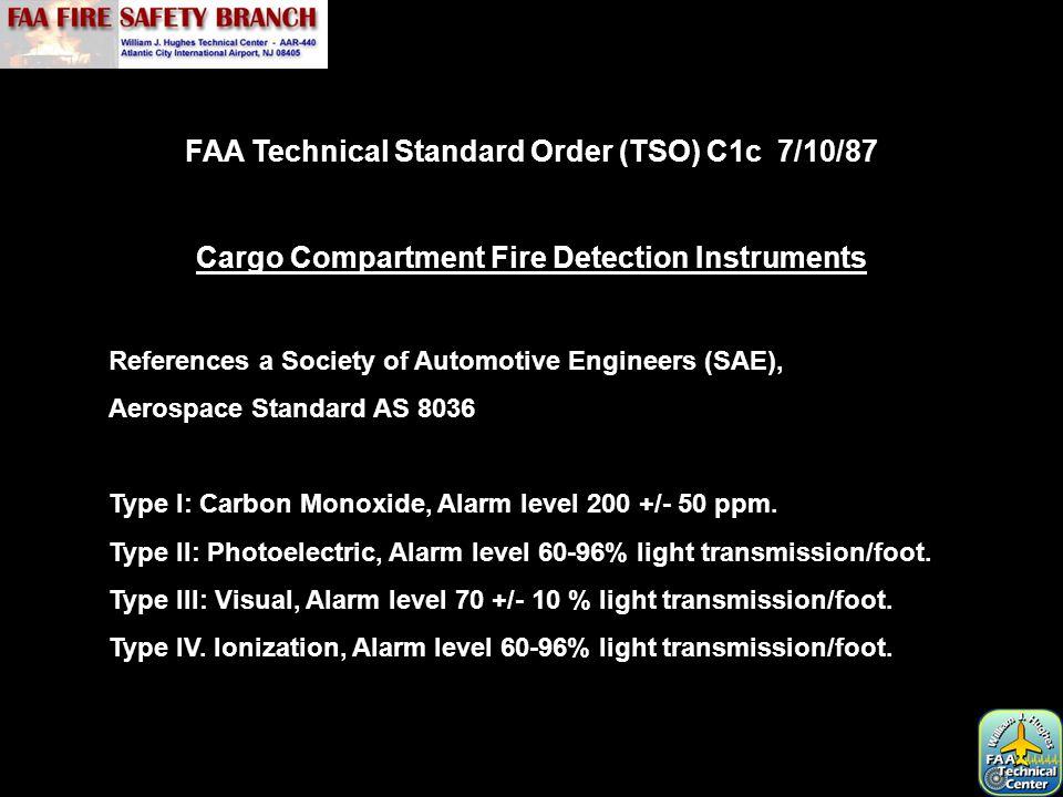 FAA Technical Standard Order (TSO) C1c 7/10/87
