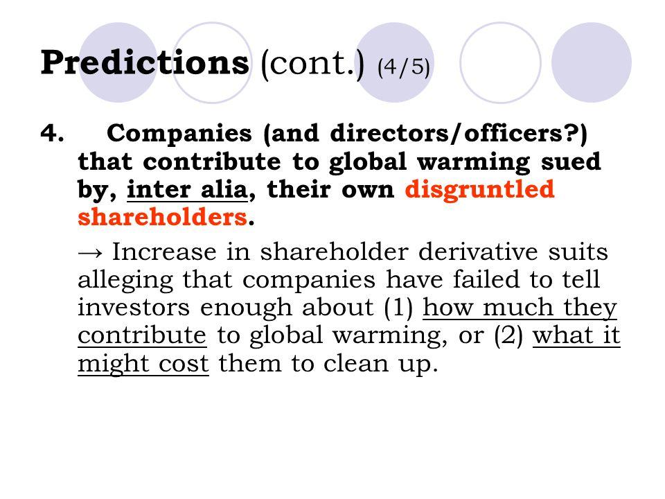 Predictions (cont.) (4/5)