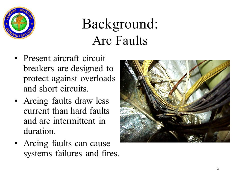 Background: Arc Faults