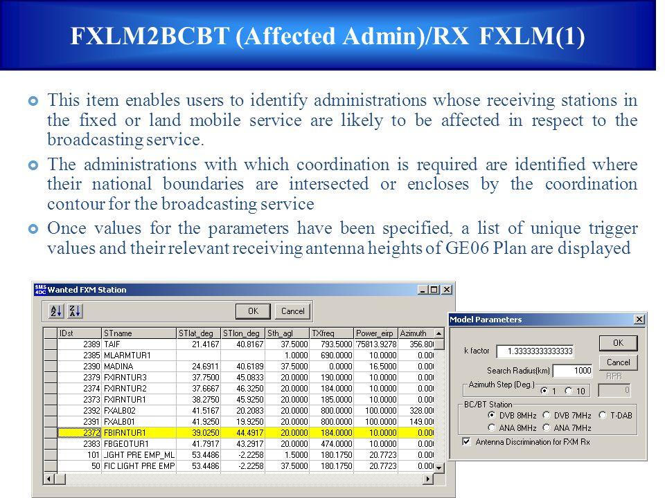 FXLM2BCBT (Affected Admin)/RX FXLM(1)