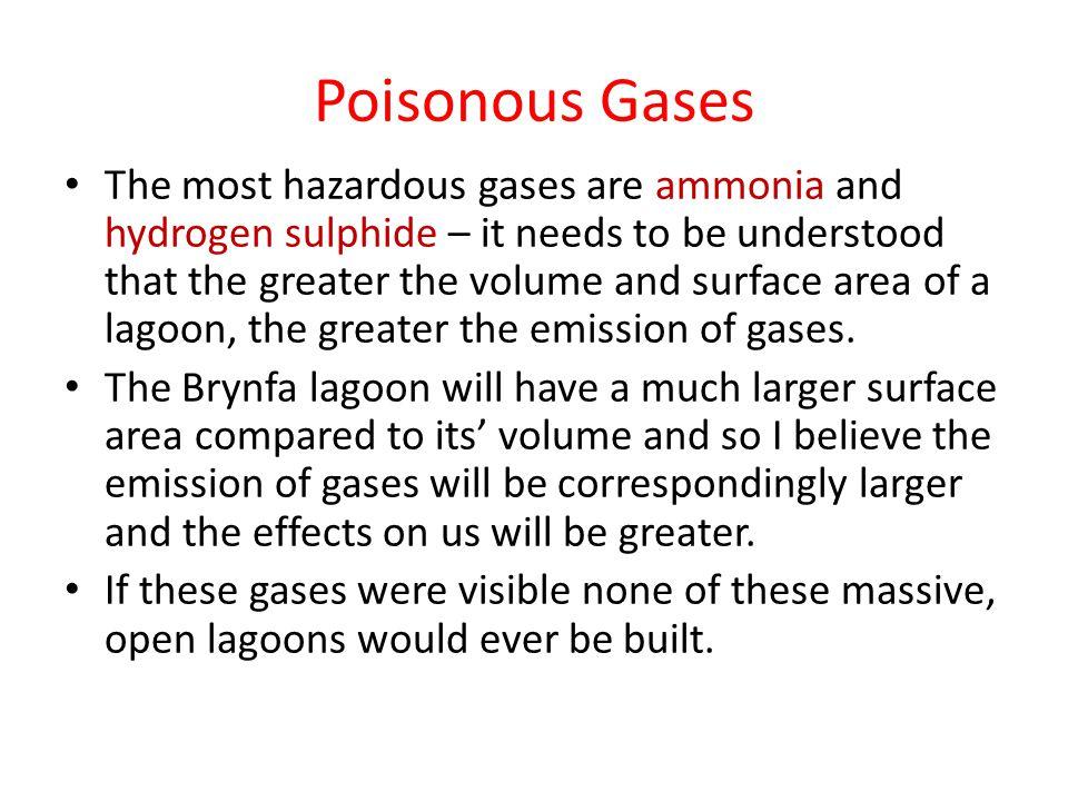 Poisonous Gases
