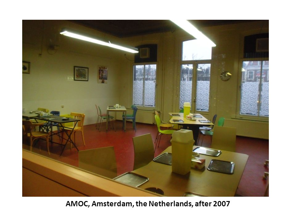 AMOC, Amsterdam, the Netherlands, after 2007