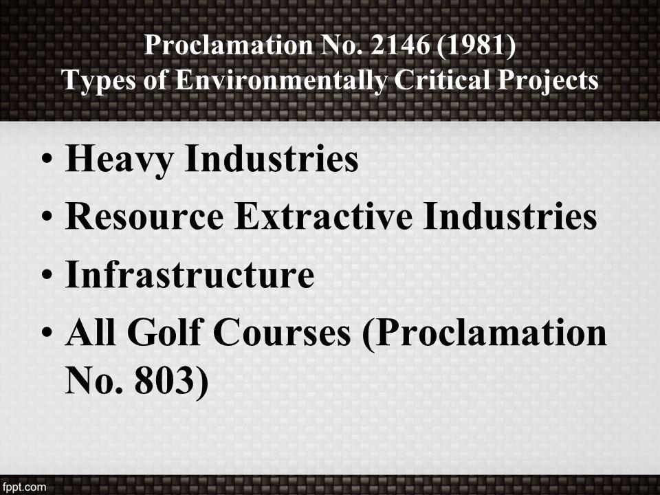 Resource Extractive Industries Infrastructure