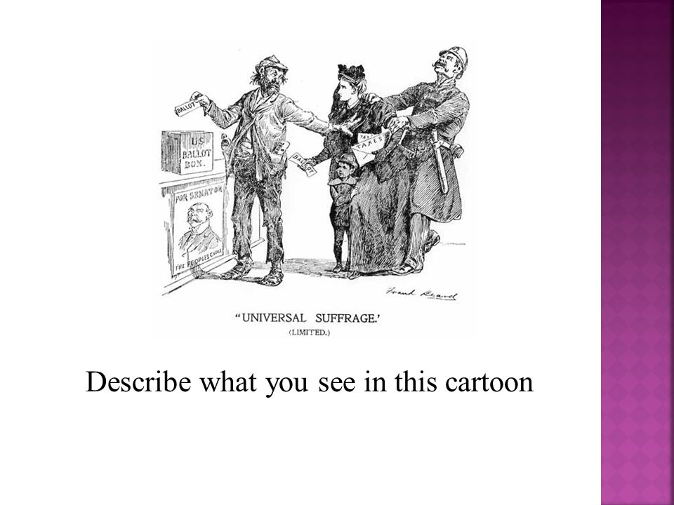 Describe what you see in this cartoon