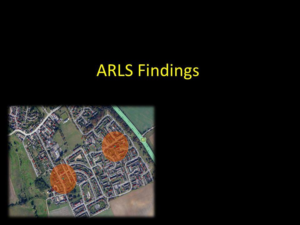 ARLS Findings