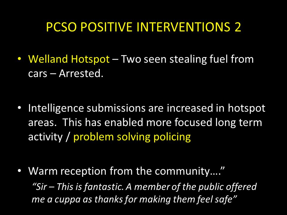 PCSO POSITIVE INTERVENTIONS 2