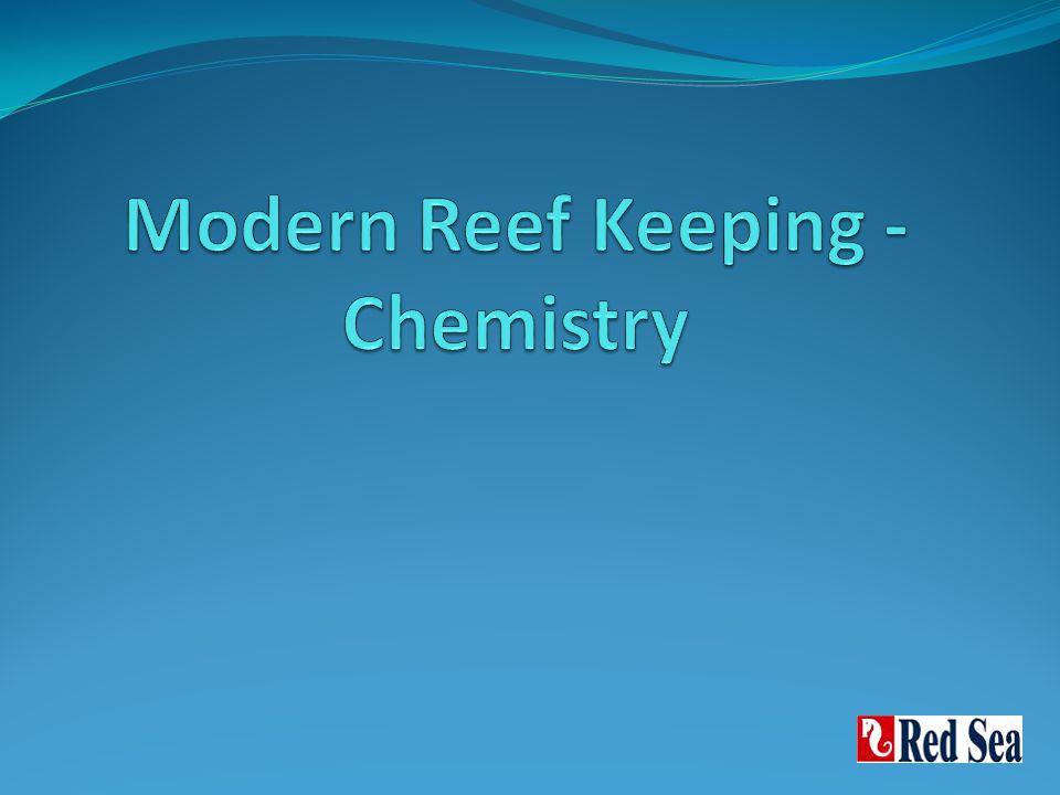 Modern Reef Keeping - Chemistry