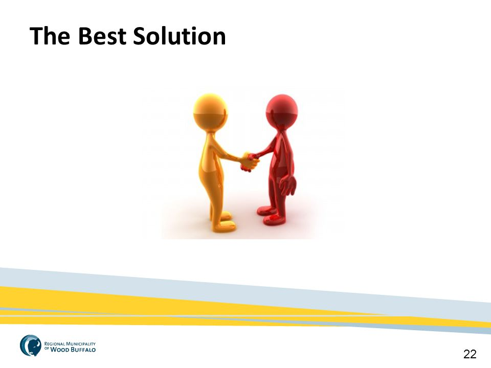 The Best Solution 22
