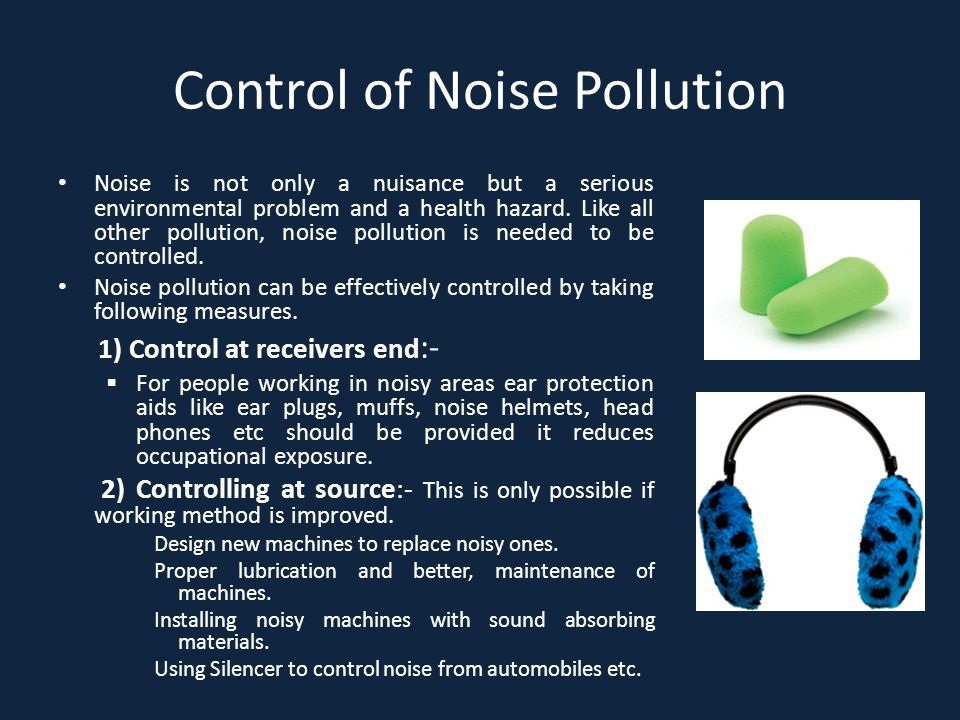 Noise Pollution Unit Ppt Video Online Download