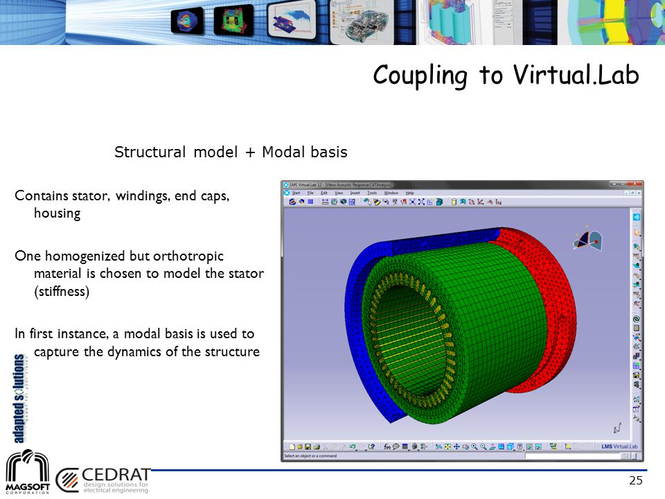 Coupling to Virtual.Lab