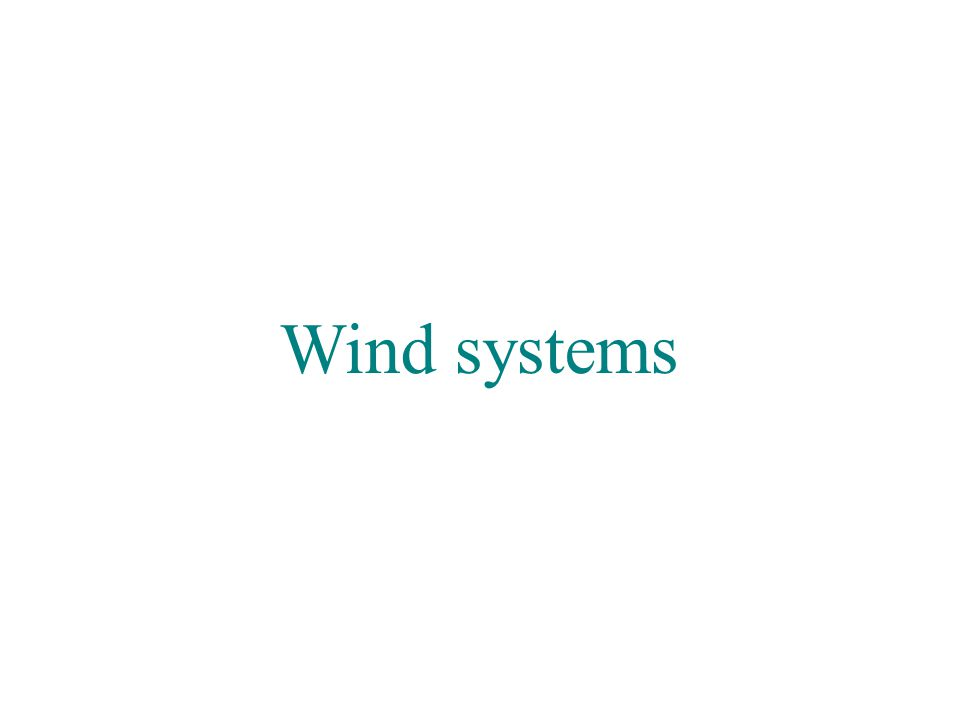 Wind systems Marco Liserre liserre@ieee.org