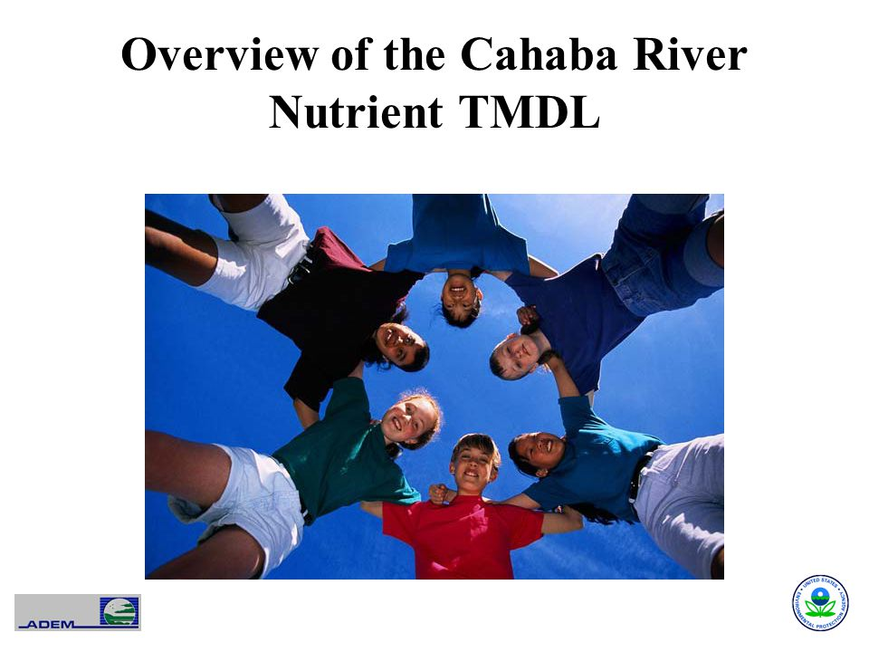 Overview of the Cahaba River Nutrient TMDL