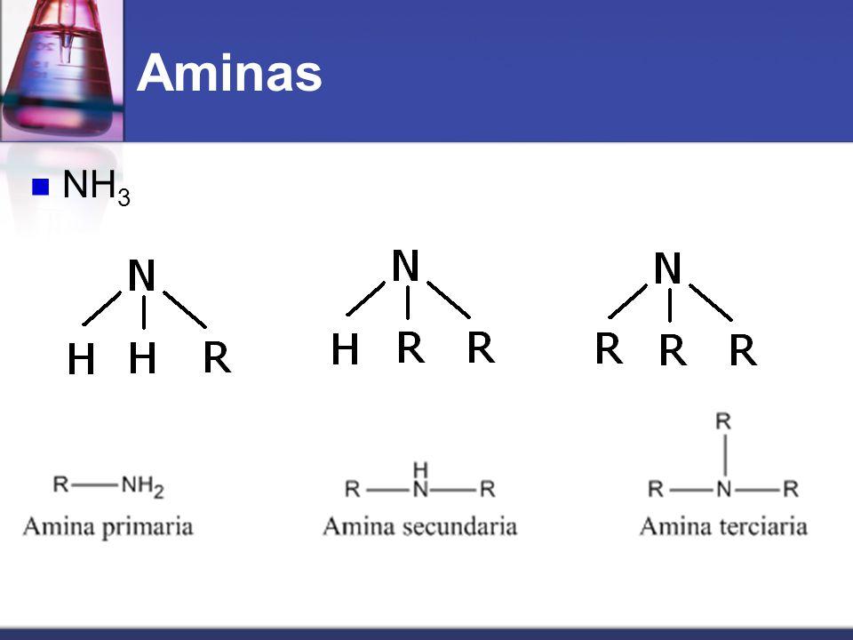 Aminas NH3