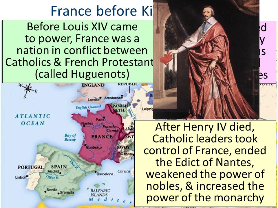 France before King Louis XIV