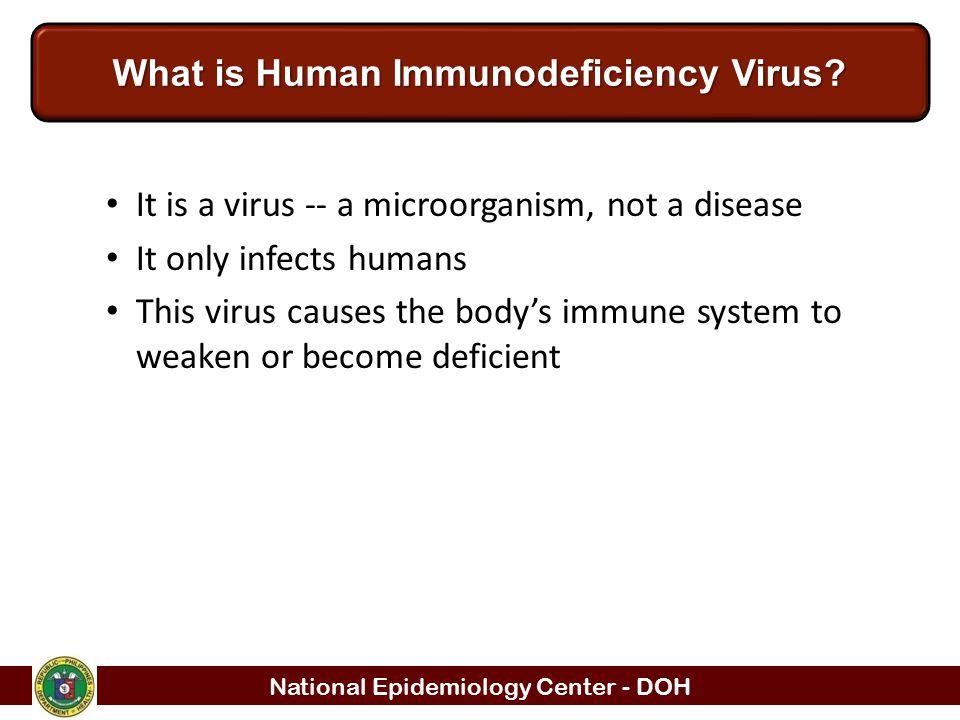 What is Human Immunodeficiency Virus