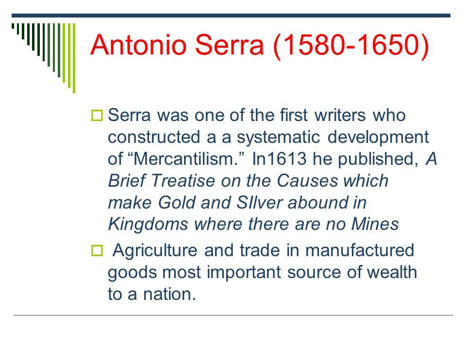 Antonio Serra (1580-1650)