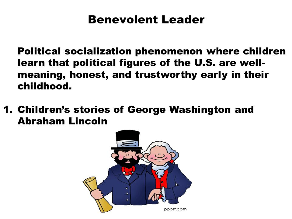Benevolent Leader
