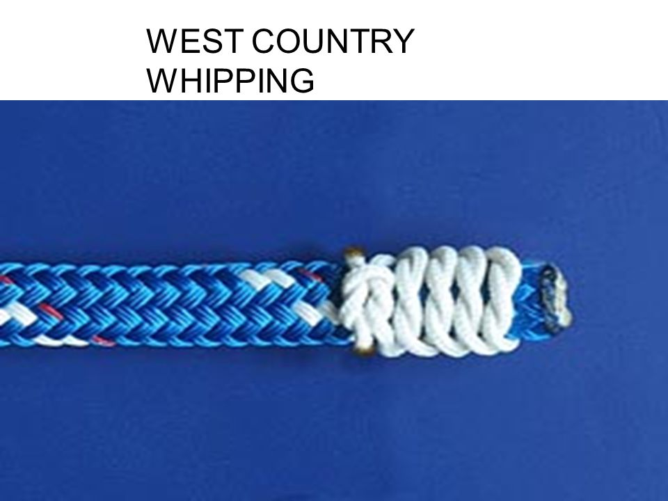 WEST COUNTRY WHIPPING